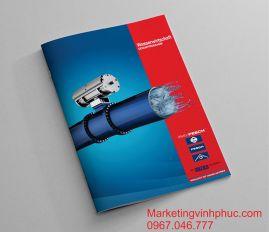 Thiết kế catalogue ở Vĩnh Phúc