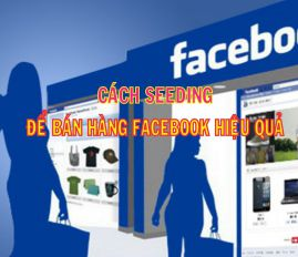 Seeding facebook là gì?