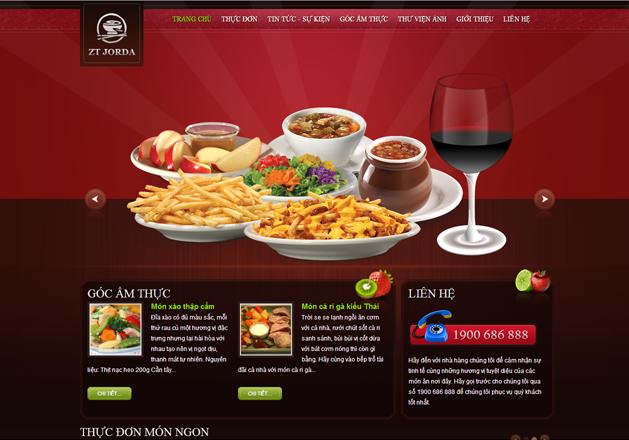 Thiết kế website giá rẻ ở Vĩnh Phúc